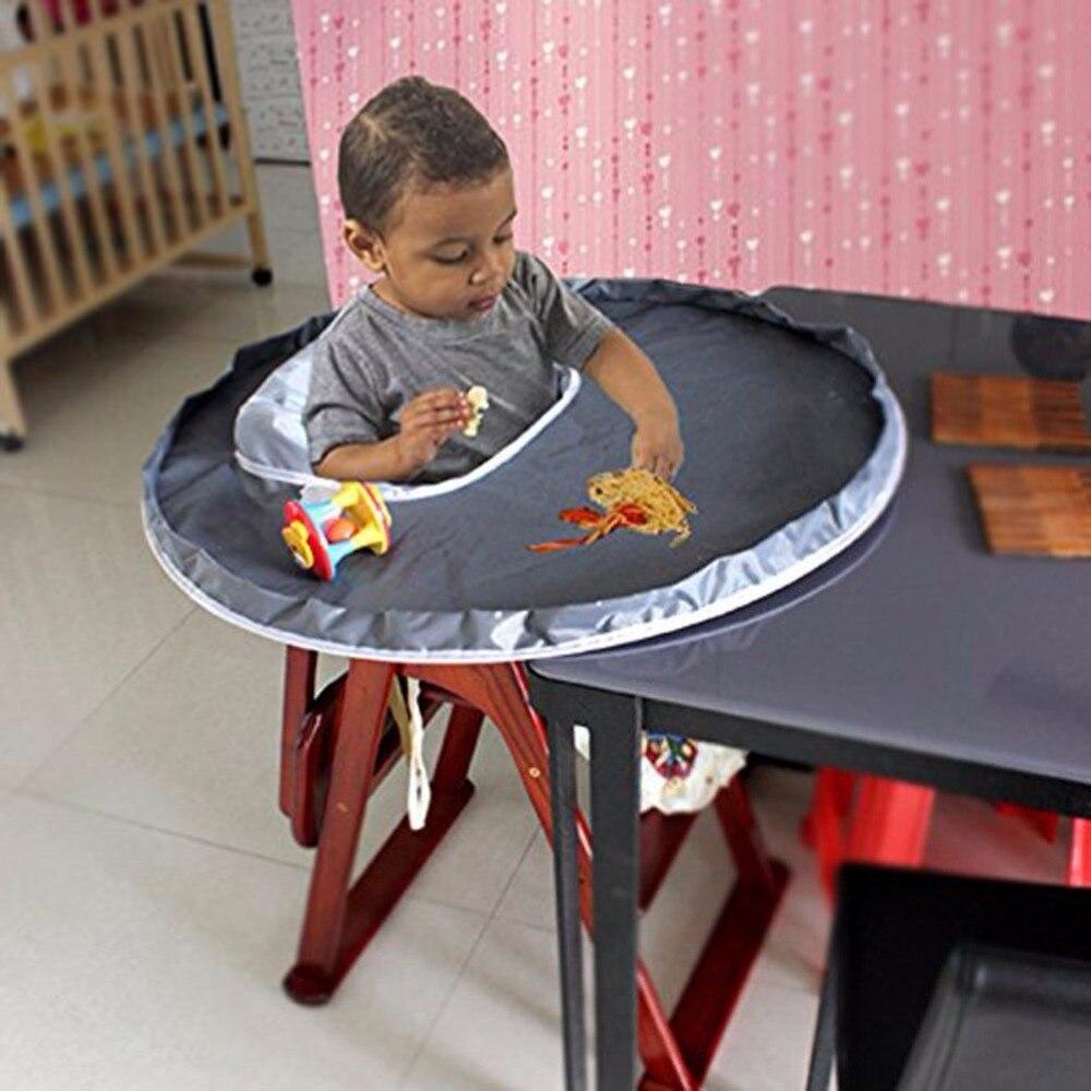 6 цветов ресторанное и домашнее детское блюдце для кормления, чехол на стульчик для кормления, зародыши предотвращает падение еды и игрушек на пол