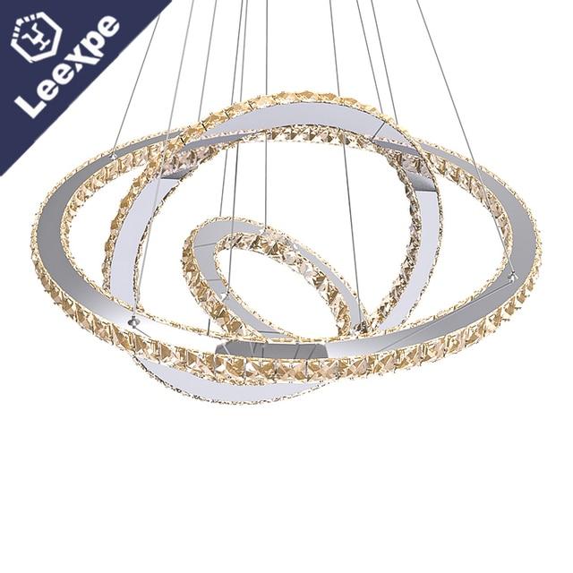 Moderne Kronleuchter Led moderne kronleuchter led kristall ring kronleuchter ring kristall