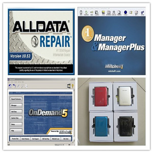 v10.53 alldata mitchell on demand + mitchell manager plus 3in1 with 750gb hdd auto repair software for cars and trucks hot|mitchell on demand|mitchell manag|auto plus -
