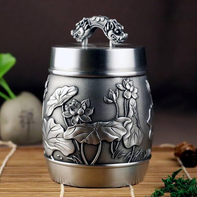 Urnas de personalización para las cenizas cremación de las cenizas talladas a mano hermosa en