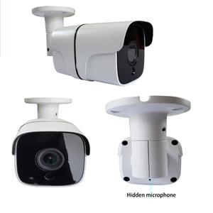 Image 5 - المدمج في الصوت H.265 IP كاميرا 1080P 3mp 5mp 2.8 مللي متر 3.6 مللي متر ONVIF P2P 48 فولت poe شبكة ipcam المعادن XMEye المراقبة xmeye CCTV