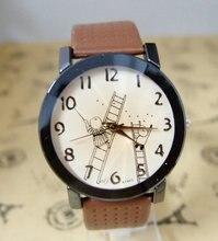 Same as 11.11 Price fashion quartz watch women lady children cartoon leather wrist watch wristwatch relogio feminino masculino