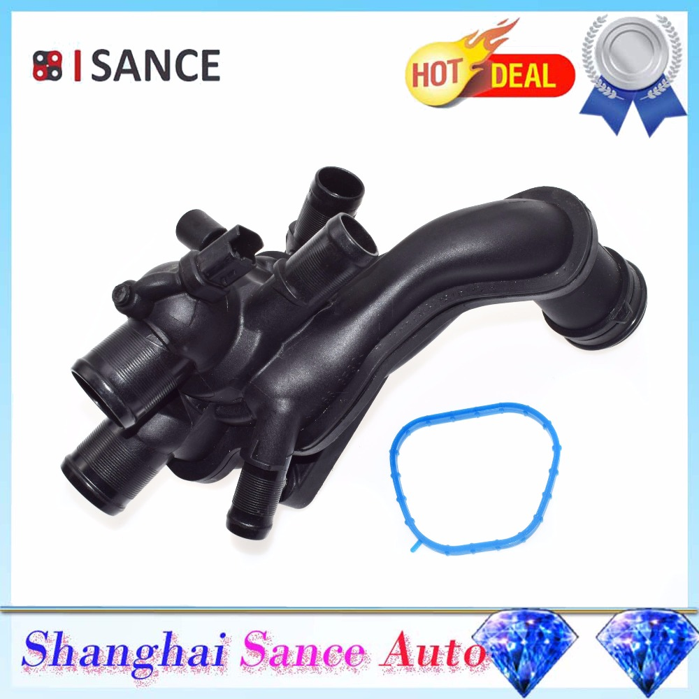 New Engine Coolant Thermostat Housing Gasket For Mini Cooper 11537534521 Hot Car Parts