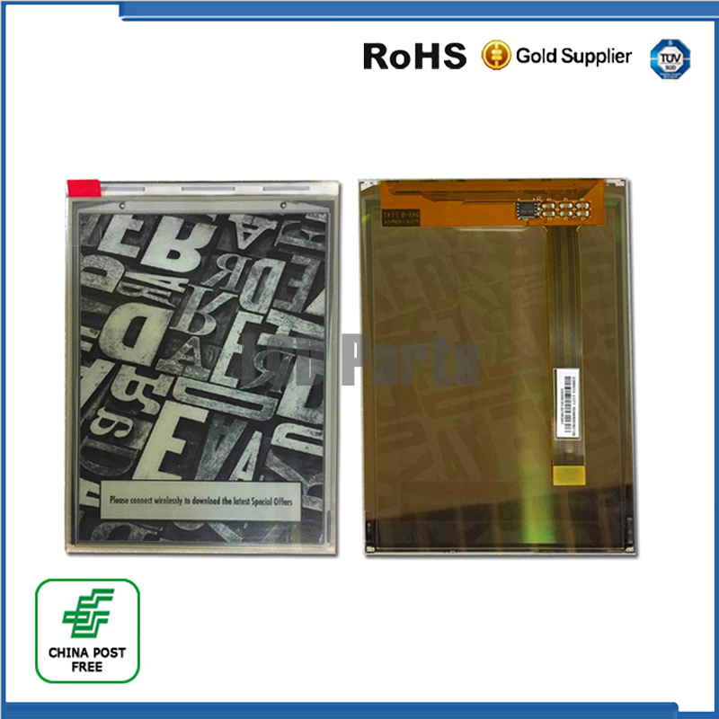 Original 6 inch 800 600 LCD Display Screen ED060SCG E book reader Display replacement