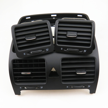 READXT Front Left & Right & Central Dashboards Air Conditioning Outlet Vent For VW JETTA Golf 5 MK5 Rabbit 1KD819728 1KD819703