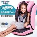 Adequado Bei majestade criança carro assento de segurança para crianças de carro do bebê 9 meses-12 anos 3C certificação de segurança do carro crianças assentos