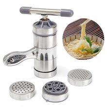 Pasta Machine Spaghetti Makers Penne Noodles Ramen Stainless Steel Juicer Fruit