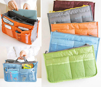 2020 New Waterproof Travel Storage Bag Clothes Packing  Luggage Organizer Sets Nylon Home Storage Travel Bags