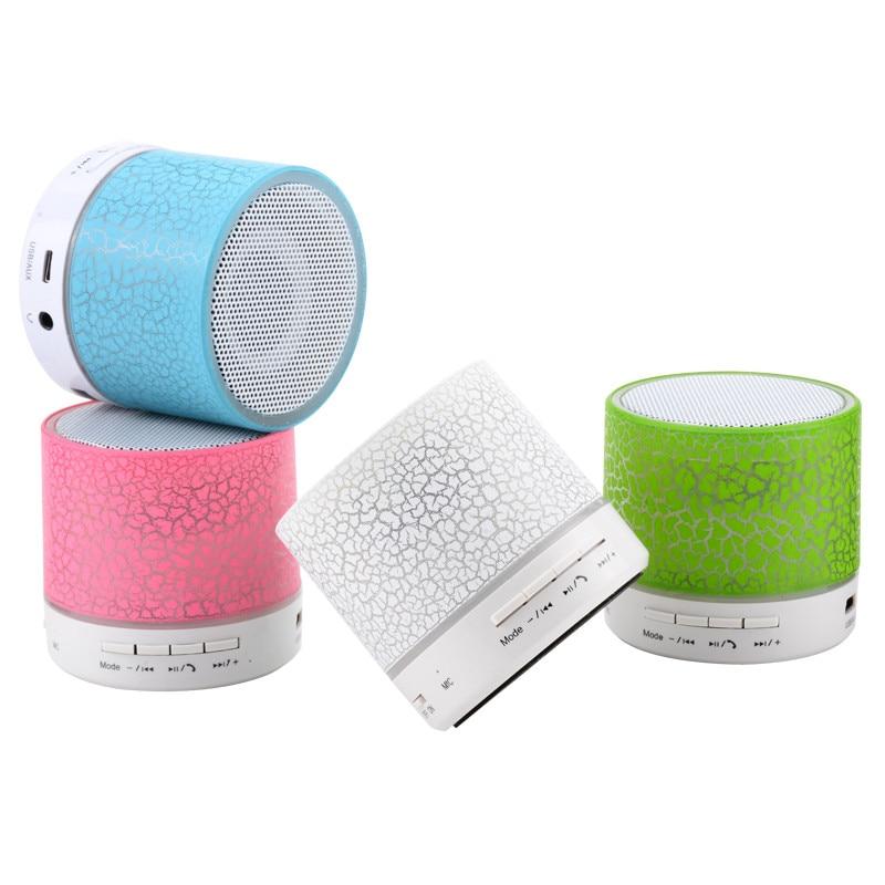 A9 Bluetooth Lautsprecher Mini Wireless Lautsprecher Led Tf Usb Subwoofer Lautsprecher Mp3 Stereo Audio Boombox Musik Player Für Xaomi Som