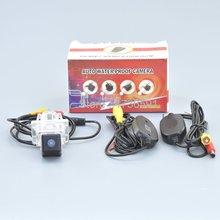 Беспроводная Камера Для Mercedes Benz C180 C200 C280 C300 C350 C63 AMG автомобильная Камера заднего вида/Камера Заднего Вида/HD CCD Ночного Видения