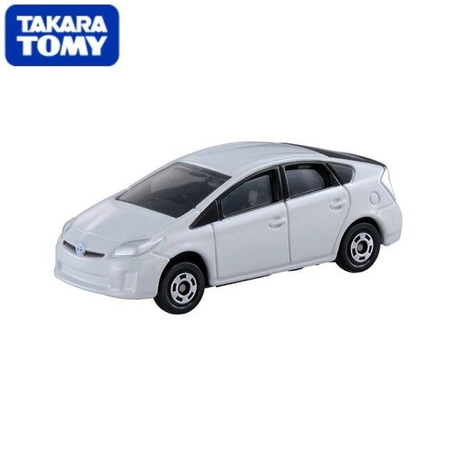 Tomica Car No 89 Toyota Prius 1 60 Matchbox Silver Mica Metalic Casts Vehicle