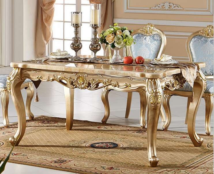 Made In China Classic Dining Table Set