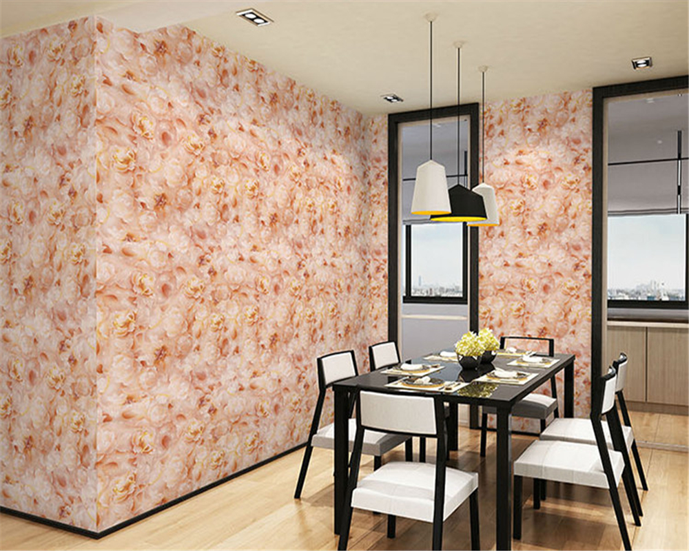 Beibehang mode protection de l'environnement marbre étanche à l'huile haute température lavable auto-adhésif 3d papier peint