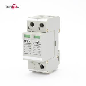 Image 3 - SPD 1P N 30KA~60KA B ~275VAC House Surge Protector Protection Protective Low voltage Arrester Device