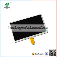 New 10.1» inch 40pin LCD display screen DX1010BE40F0 DX1010BE40 DX1010BE for tablet pc LCD panel free shipping