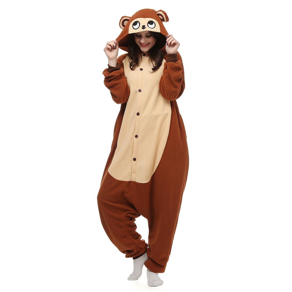 pajamas monkey 1