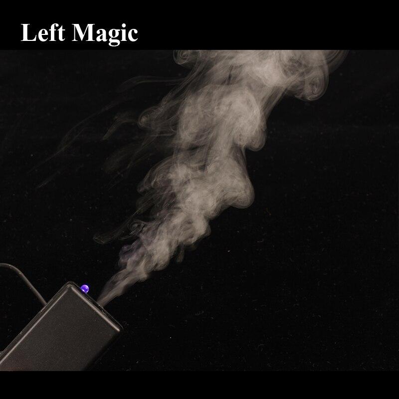 Flash Mini bras contrôle dispositif de fumée (Gimmick + enseignement en ligne) Charge tours de magie accessoires de magie mentalisme gros plan magie de rue - 5