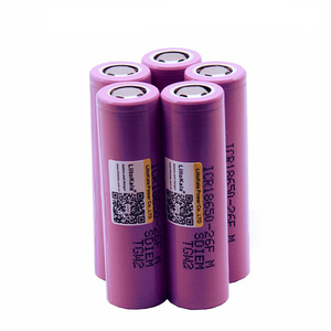 Image 5 - Liitokala 18650 New 100% Original 18650 2600mAh Li ion ICR18650 26FM 3.7V rechargeable 18650 battery