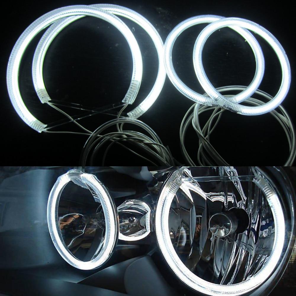 7000k ccfl halo ring kit for bmw e87 with projector ccfl. Black Bedroom Furniture Sets. Home Design Ideas