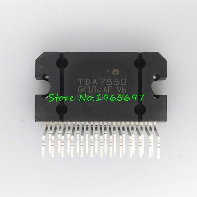 1pcs/lot TDA7850 ZIP TDA7850A ZIP-25 New Original In Stock