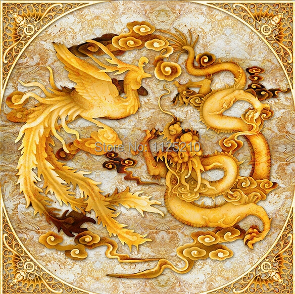 Chinese Dragon Phoenix Wallpaper Collection 15 Wallpapers