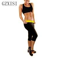 Hot Koop Super Vrouwen Super Stretch Neopreen Afslanken Body Shaper Fitness Gewichtsverlies Broek Slim Outdoors Shorts Plus Size 5XL