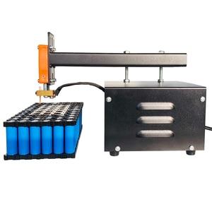 Image 4 - Soldador de ponto 3kw, alta potência 18650, máquina de solda a ponto, baterias de lítio, níquel, tira de soldagem, precisão, soldador de pulso