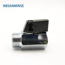 Шаровой клапан воздушный компрессор части g 1/2g 1/8 1 шт Высокое