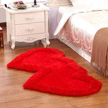 beibehang High - grade stretch silk carpet bedroom coffee table carpet thick non - slip soft carpet fashion garden carpet mats(China)