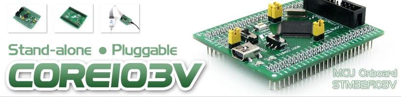 STM32F103VET6 development board