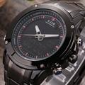 Top Marca de Lujo de Los Hombres Relojes A Prueba de agua LED Relojes Deportivos Militar hombres de Cuarzo Analógico Digital Reloj de Pulsera relogio masculino