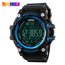 Men Smart Watch Pedometer Calories Fashion Digital watch Chronograph SmartWatch Bluetooth ios 4.0 Android Outdoor Sports Watches