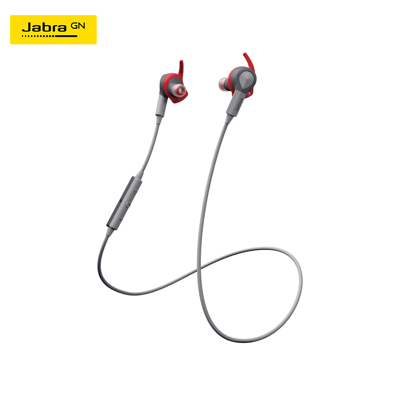 Headphones Jabra Consumer Sport Coach wireless bluetooth headphones wireless stereo headsets sport headphone colorful with mic support tf card handsfree calls for ios android