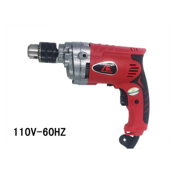 Electric Tool Factory sells 13MM Household Electric Drill Multifunctional Electric Drill directly hand drill  mini drill electric drill hitachi d13vg