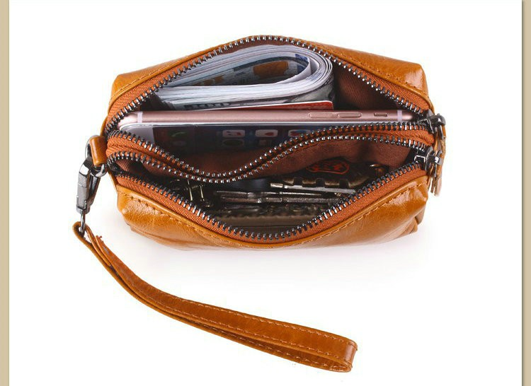 Clutch Wallet Double zipper 9