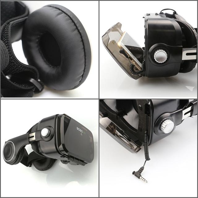 Virtual Reality goggle 3D VR Glasses Original BOBOVR Z4/ bobo vr Z4 Mini google cardboard VR Box 2.0 For 4.0-6.0 inch smartphone 3
