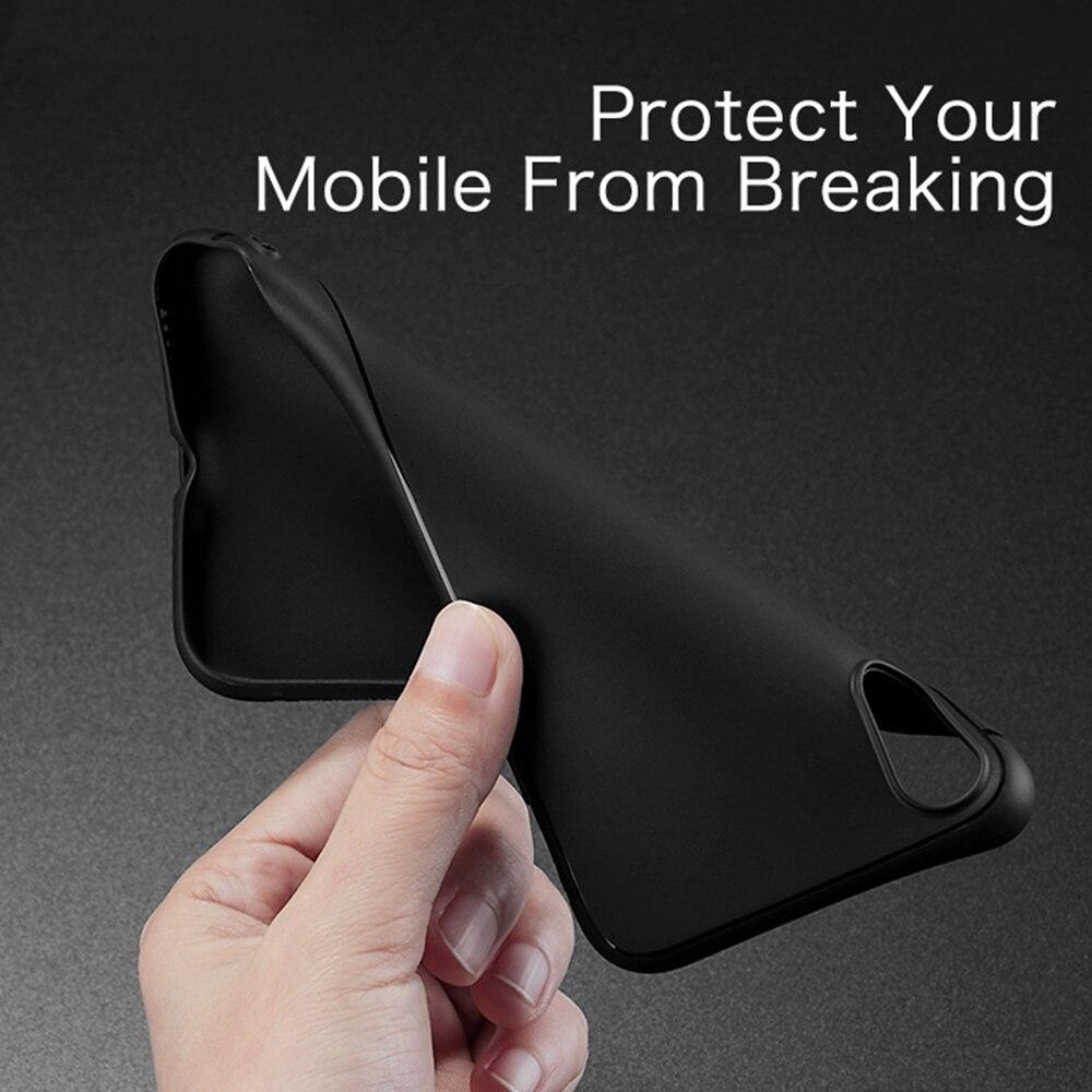 Coque iPhone SE için kılıf 5 5 S 6 6 S 7 8 Artı DEADPOOL kapak - Cep Telefonu Yedek Parça ve Aksesuarları - Fotoğraf 5