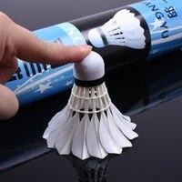 Wearable Badminton Goose Unilateral Badminton 12 pcs