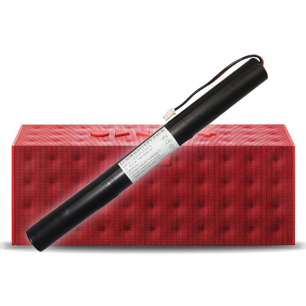 Pour JAWBONE JAMBOX Big 3250 mah Lithium ion rechargeable batterie recherché et développé par Hixon usine