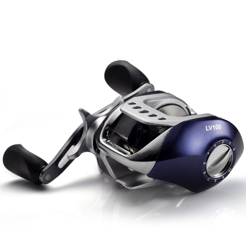 YUMOSHI Right or Left Baitcasting Reel 11BB 6.3:1 Bait Casting Fishing Reel Magnetic Centrifugal Dual low profile reel shimano