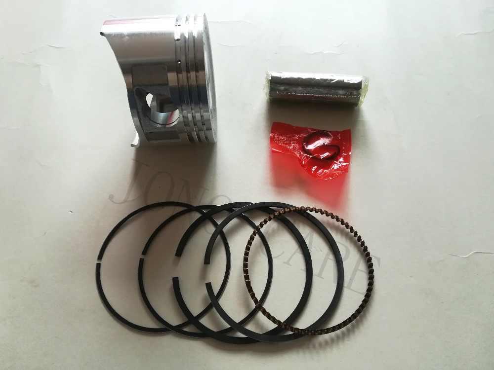 68mm Zuiger Kit w Ringen Onderdelen voor Honda GX160 LF168F LF168F-2 168F Generator Benzine Motor Motor 5.5HP 6.5HP