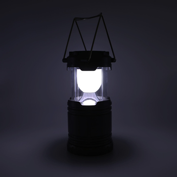 On Sale Black Portable Camping Lantern Emergency Camping Lanterns Waterproof 3*AA Battery Powered Outdoor Lantern Luminaires фото