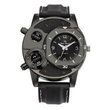c0befd67d8d 2018 Homens Da Moda Ajustável Pulseira de Silicone Relógios de Pulso  Masculino Boy Sports Relógios Estudante relógio de Pulso de.