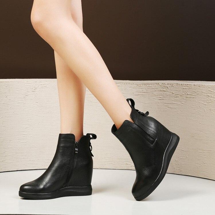 15a7dd96904 Invierno Nieve Mujer Botas  zorssar  Alto Moda Casuales Tobillo Mujeres  2019 De Zapatos Las ...