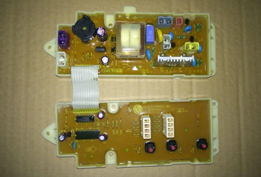 ФОТО Washing Machine Control Board XQB42-128 6871EN1008D 6870EN9009A-1 XQB45-128S