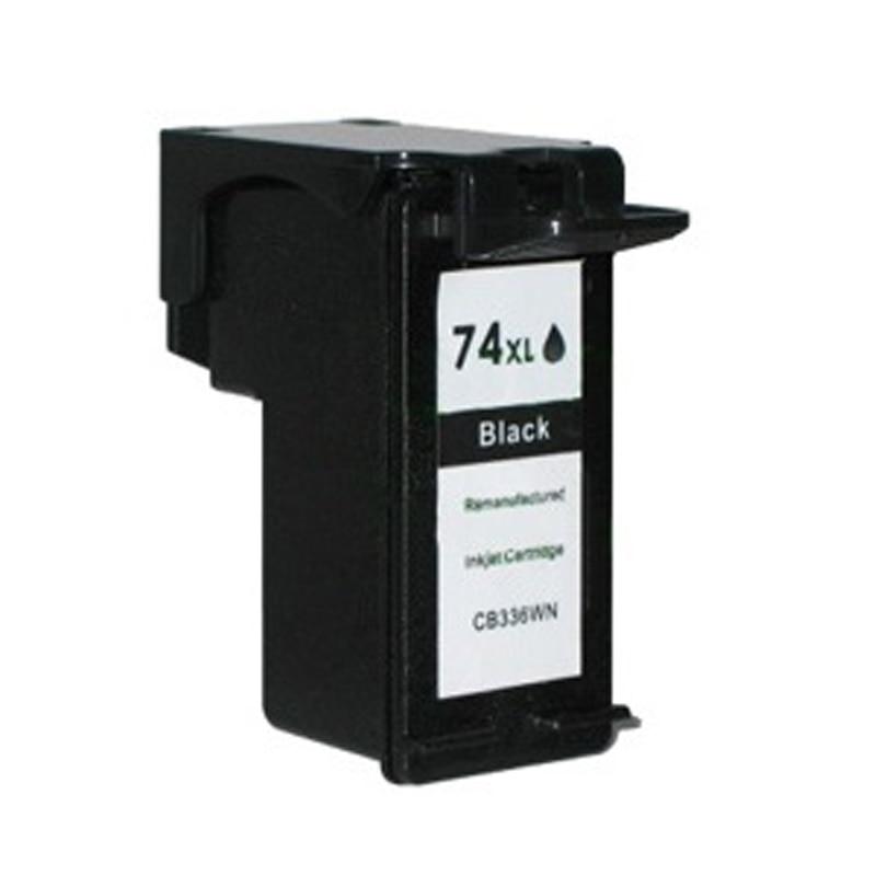 Einkshop 74 75 XL dəyişdirmə mürəkkəb HP 74 75 XL üçün hp - Ofis elektronikası - Fotoqrafiya 2
