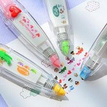 1PCS/ korean cute correction tape masking DIY Scrapbooking Stickers decoration kawaii Office stationery Supply