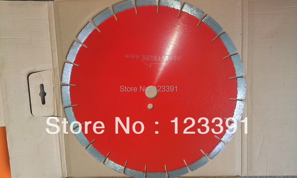 Promotion sale of 1pc silver welded 450*50/25.4*12mm segmented diamond saw blades for marble/granite/concrete masonry cutting цены