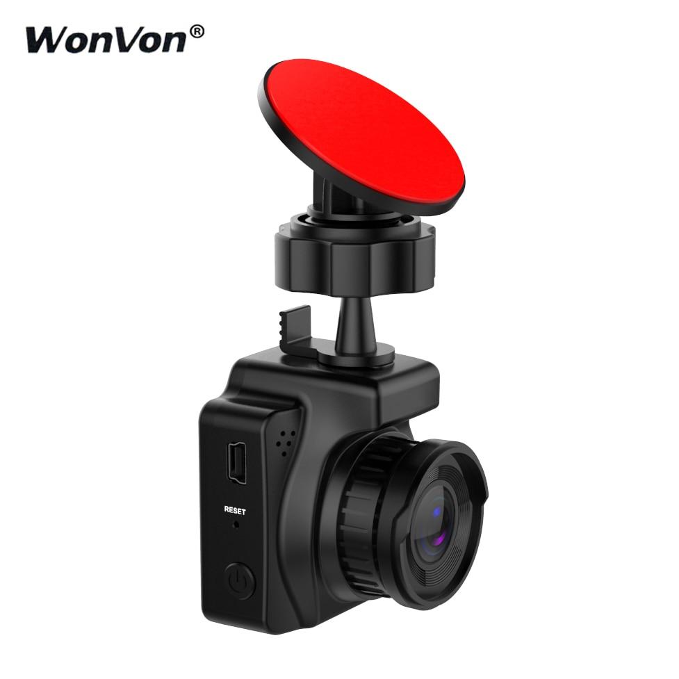 WonVon Car DVR GPS WIFI IMX323 Dash Cam Full HD 1080P Car Camera Dashcam Night Vision