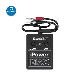 Image 2 - كابل اختبار من QianLi طراز iPower Max Pro سلك اختبار للتحكم في الطاقة لهواتف iPhone XS XS MAX X 8 8P 7 7P 6S 6SP كابل طاقة إصلاح
